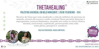 Palestra Vivencial Thetahealing - Fevereiro