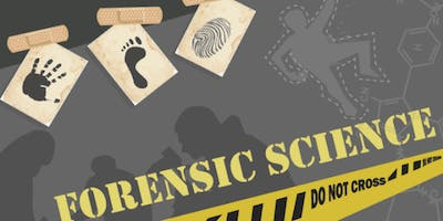 $150 for One-Week of STEM Summer Camp: ForenSIC Scientists