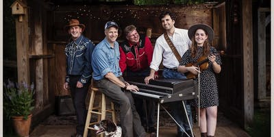 Earth & Fire Winter Concert Series: featuring Plywood Cowboy
