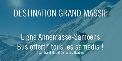 Destination Grand Massif - Annemasse/Samoëns #2