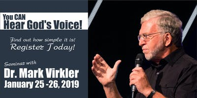 Hearing God's Voice Seminar with Dr. Mark Virkler
