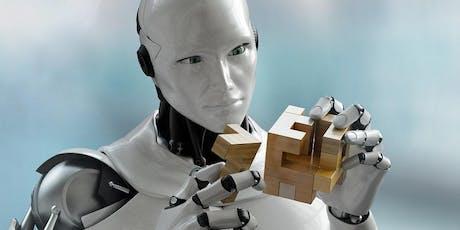 $99 Half Day -  STEM Summer Camp: Robot Brainers tickets