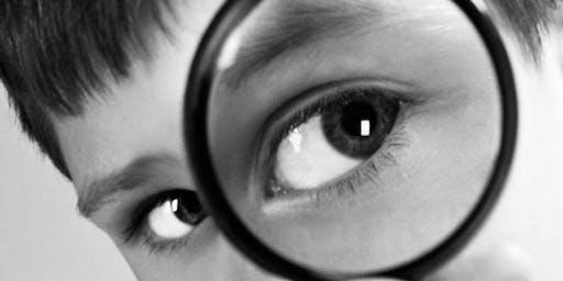 $159 Half Day - STEM Summer Camp: Secret Eye-Spy Agent