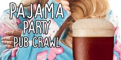 Bakersfield's Pajama Party Pub Crawl