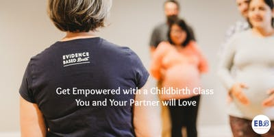 Evidence Based Birth® Childbirth Class with Jenn D'Jamoos