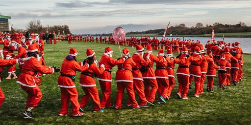 Nottingham Santa Run & Walk 2019
