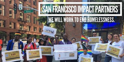 San Francisco Impact Partners Personal Hygene Care Package Events