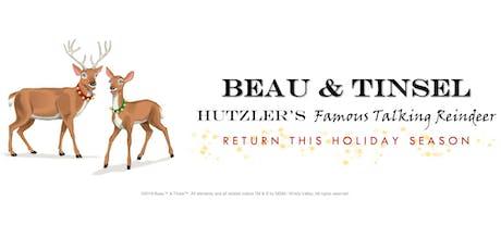 Breakfast with Beau, Tinsel, Santa & Friends tickets