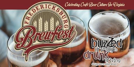 2019 Fall Fredericksburg Brewfest tickets