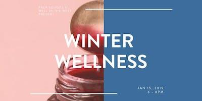 Winter Wellness: Elderberry Elixir + 2019 Vision Workshop