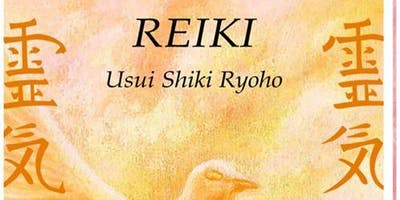 Reiki Certification Classes: Level 1, 2, and 3!