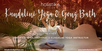 Kundalini Yoga & Gong Bath
