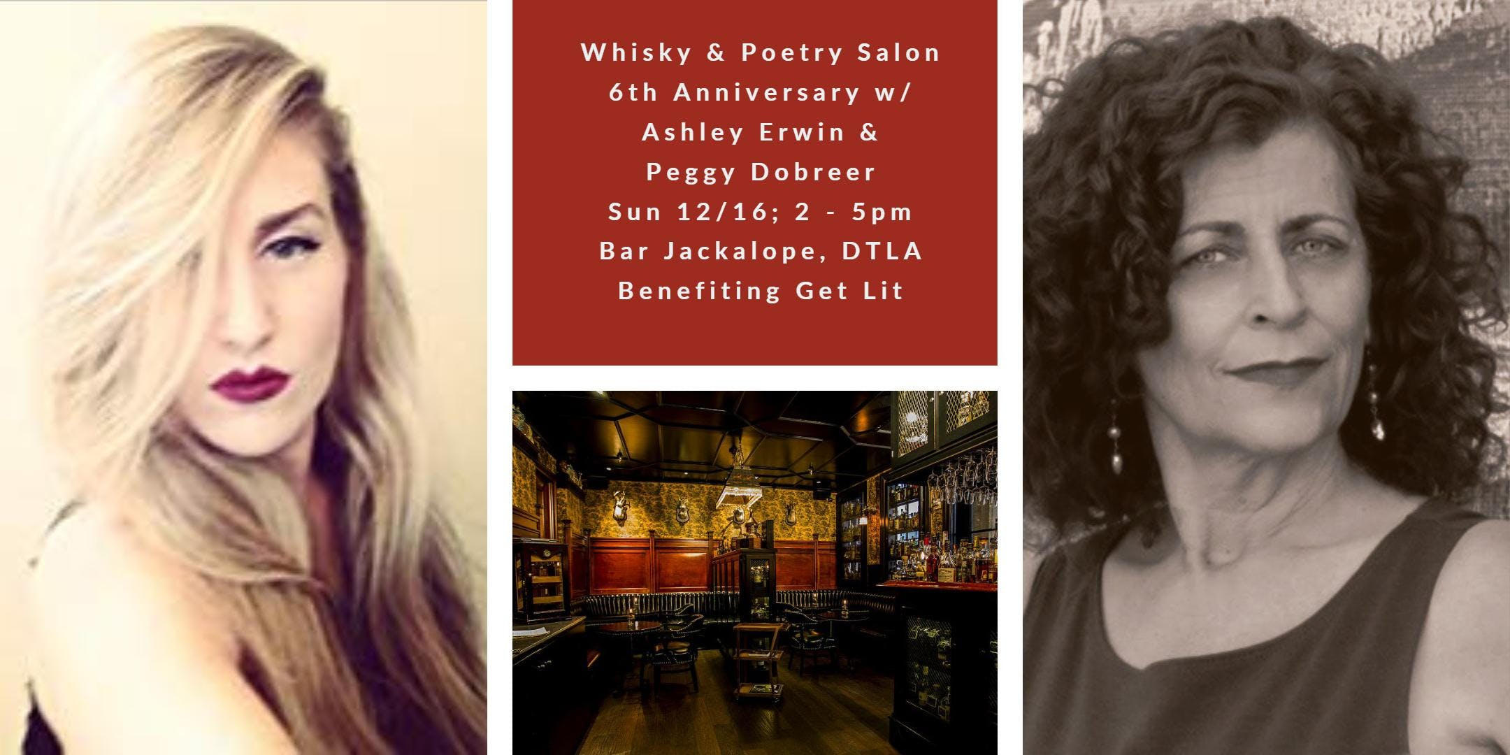 Whisky & Poetry Salon ~ 6th Anniversary