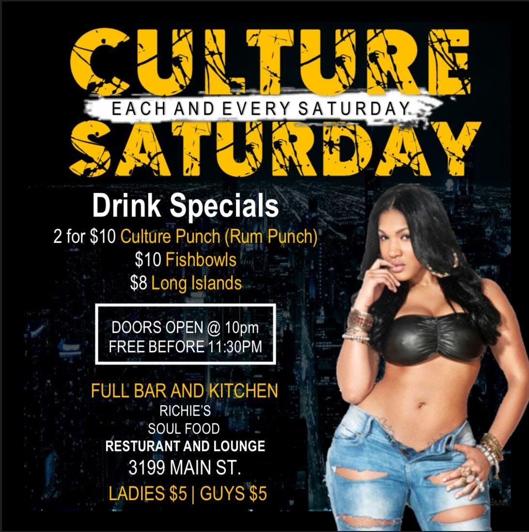 Culture Saturdays