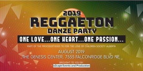 Reggaeton 2019 Danze Party tickets