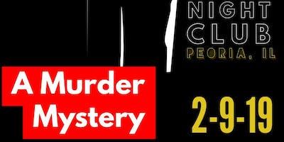 Valentine's Day Murder Mystery @ Saddle Up