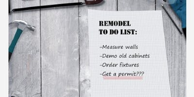 Remodeling in Mountain View: When you need a building permit and when you don't