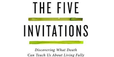 2019 Author Series: Frank Ostaseski, The Five Invitations