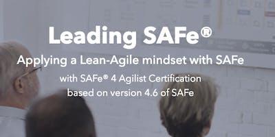 Leading Scaled Agile SAFe 4.6 Training @ Waterloo ON Feb. 21-22