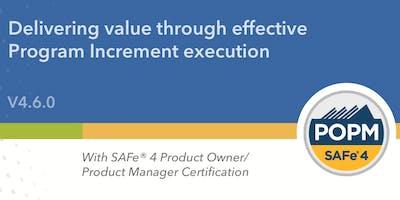 Scaled Agile SAFe Product Management 4.6 Training @ Waterloo ON Feb. 23-24