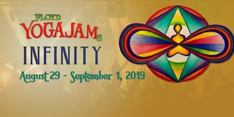 "FLOYD YOGA JAM 8 ~""INFINITY"" tickets"