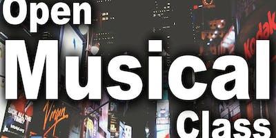Open Musical Class