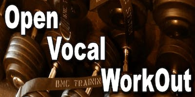 Open Vocal Workout