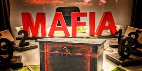 Mafia, das intelligente Gesellschaftsspiel Tickets