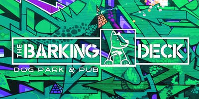 The Barking Deck- Indoor Dog Park & Pub- Grand Ope