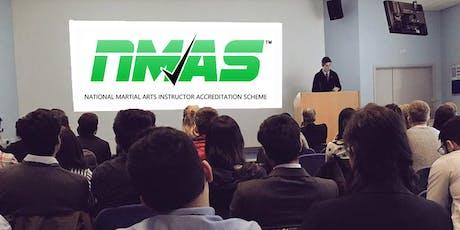 BRISBANE: NMAS Accreditation Course tickets