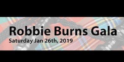 10th Annual Robbie Burns Gala