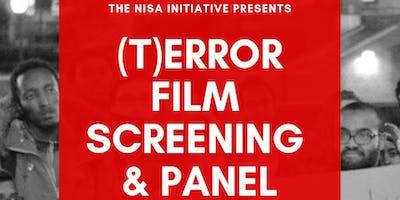 (T)ERROR Film Screening & Panel