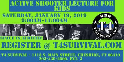 Active Shooter Lecture for Kids