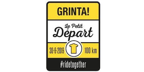 Grinta! Le Petit Départ 2019 tickets