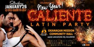 CALIENTE New Year