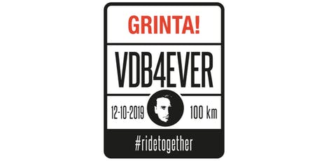 Grinta! VDB4Ever 2019 billets
