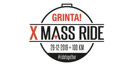 Grinta! X-Mass Ride 2019 billets