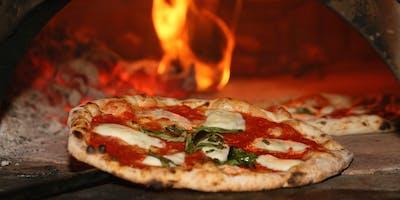 SONNTAGSPIZZA AUS DEM STEINOFEN mit Pizzaiolo Ciro Pollio