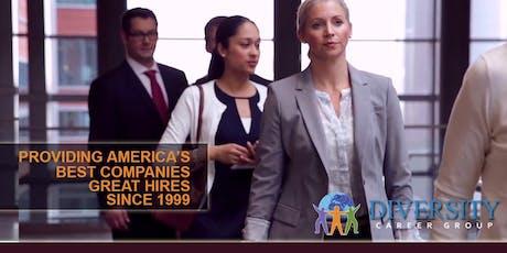Phoenix Career Fair & Job Fair September 11, 2019 tickets