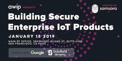 Building Secure Enterprise IoT Products