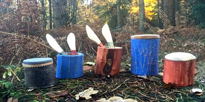Shrink Pot Making Course February