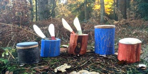 Shrink Pot Making Course November