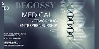 BeGossy Networking Medical Montreal