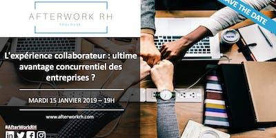 AfterWork RH Toulousain - 15 Janvier 2019 - L\