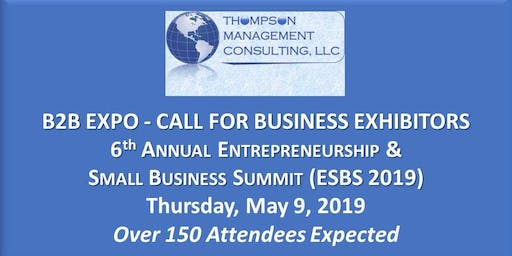 pretty nice 9f772 51cdd Call for Business ExhibitorsVendors at ESBS 2019