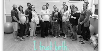 Beautiful Birth Choices 5 Wk Childbirth Education Series, 6/19/19 - 7/17/19