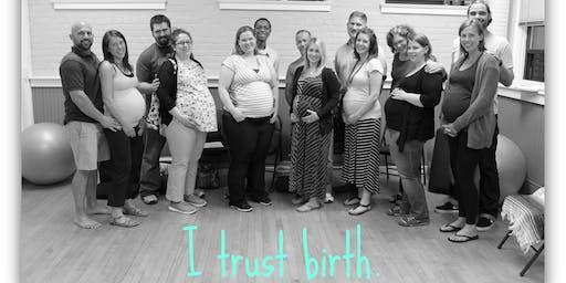 Beautiful Birth Choices 5 Wk Childbirth Education Series, 6/19/19 - 7/17/19
