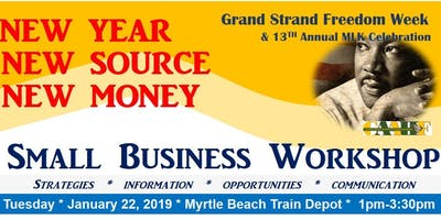 Small Business Workshop - How to do business with Myrtle Beach