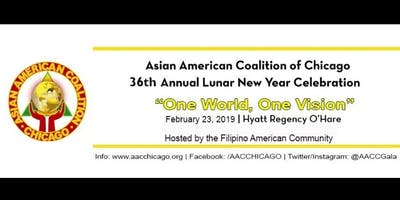 Reservation for AAEN Table  @ AACC Lunar New Year Celebration
