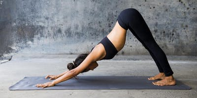 Yoga w/ Rachael at Good Vibrations Brookline